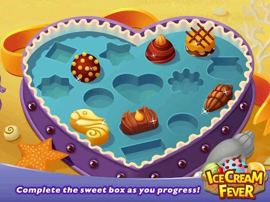 Ice Cream Fever - Cooking Game - screenshot