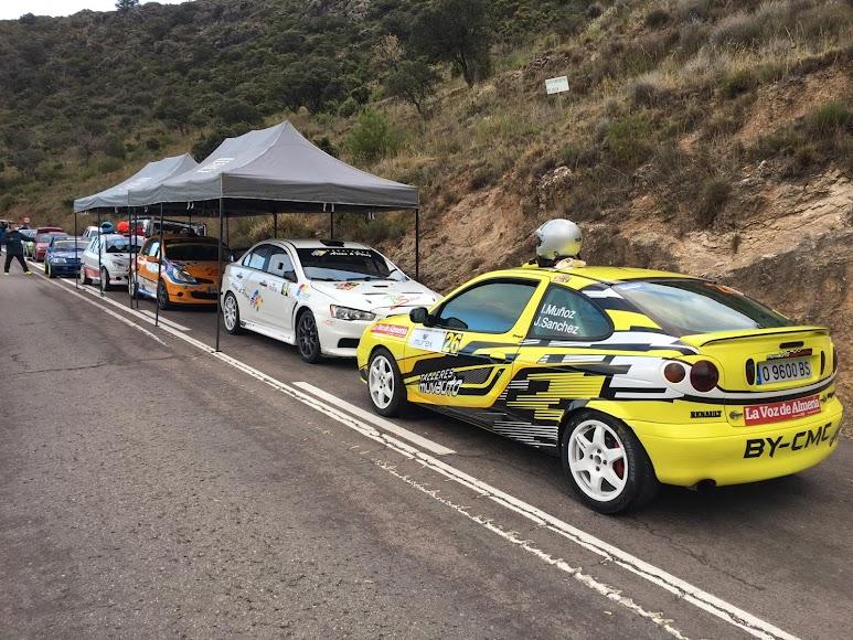 El mundo de los Rallyes es espectacular.