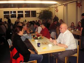 Photo: Gedankenaustausch