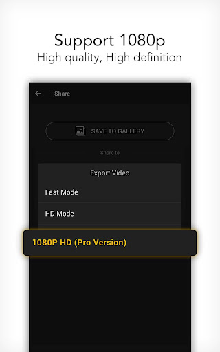 VideoShow MOD APK (Support 4K, No Ads, Watermark)