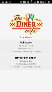 Restaurant Menu App Maker Demo screenshot 1