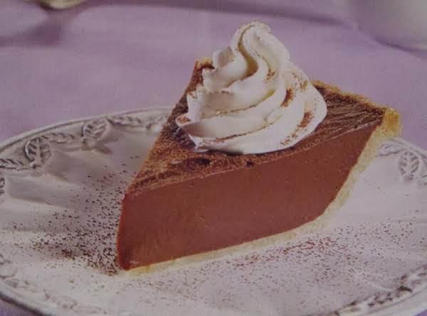 Classic Chocolate Cream Pie Recipe