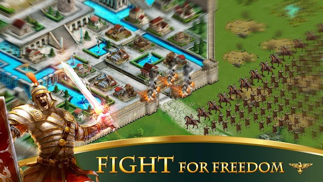 Empire:Rome Rising apk screenshot