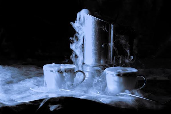 Caffè nero bollente di Andre76
