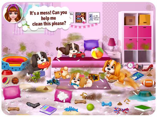 Puppy Pet Vet Salon And Daycare Activities Screenshot