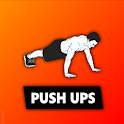 200 Push Ups - Bodyweight Home Workout icon