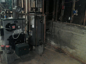 Photo: New Boiler and Water Heater install after Sandy Island Park, NY