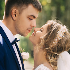 Wedding photographer Elizaveta Golyakova (lissibi). Photo of 04.10.2016