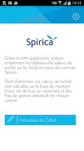 Spirica - Valeurs de Rachat - náhled