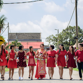 by Newson Leong - Wedding Groups