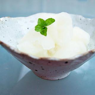 Mint Julep Sorbet Recipes