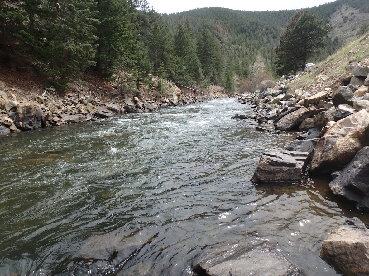 Clear Creek | Dave Weller's Fly Fishing Blog