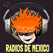 Radios de mexico las mas escuchadas online APK