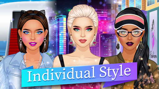 Supermodel Makeover - Glam Dress Up and Make Up modavailable screenshots 2