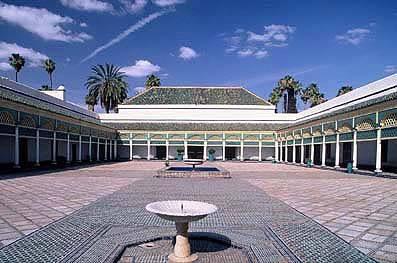 Photo Palais de la Bahia