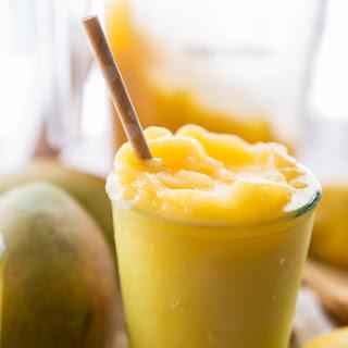 Peach Mango Freeze.