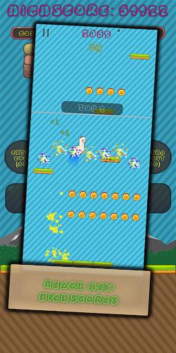 Happy Llama Jump screenshot 6
