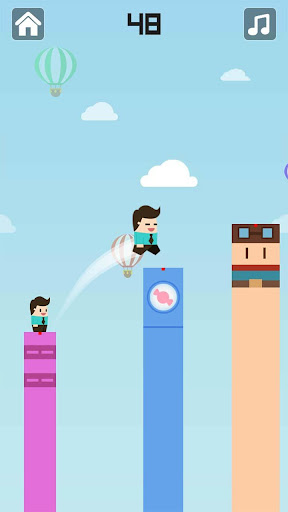 Keep Jump u2013 Flappy Block Jump Games 3D Android app 3