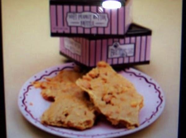 Famous Soft Peanut Brittle-a Davenport Hotel Clone Recipe
