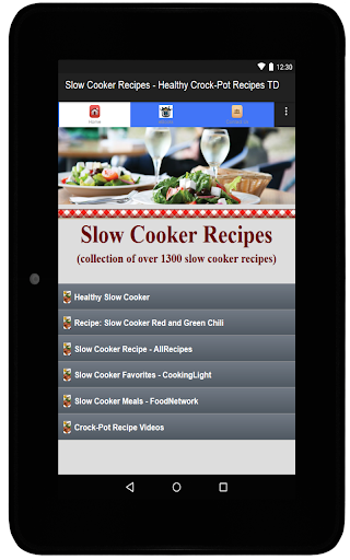 Slow Cooker Recipes - Crockpot