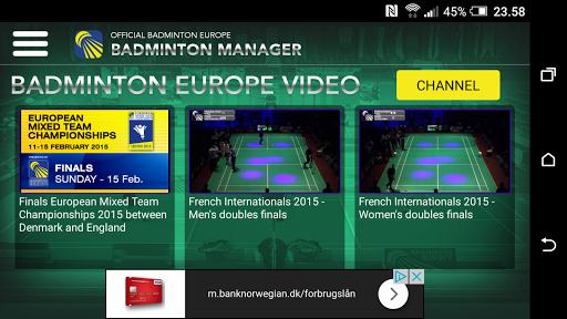 Badminton Manager 1.2.1 screenshots 4