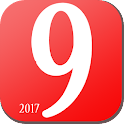 New 9Apps 2017 icon