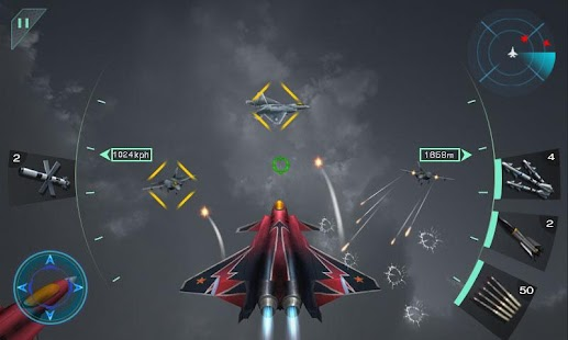 Sky Fighters 3D Hack for the game