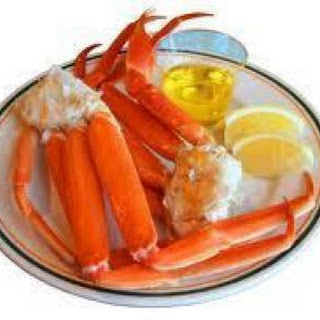 King or Snow Crab Legs in the Crockpot