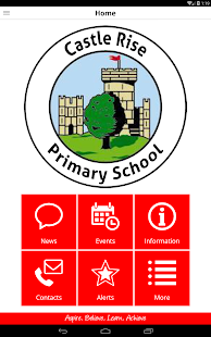 Castle Rise Primary School- screenshot thumbnail