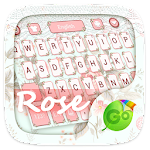Rose GO Keyboard Theme & Emoji Apk