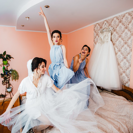 Wedding photographer Arsen Kizim (arsenif). Photo of 14.01.2018
