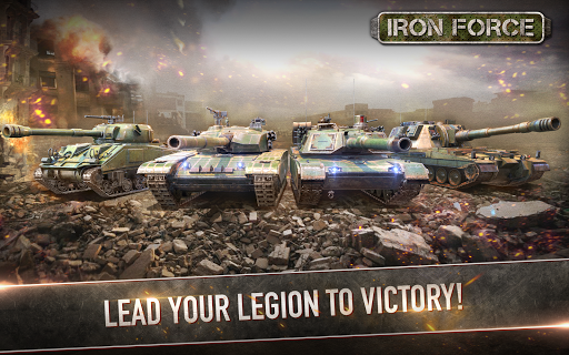 Iron Force screenshot 11