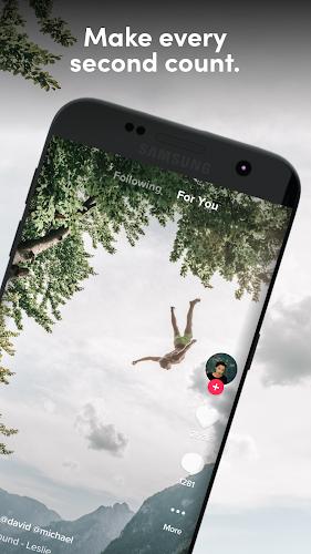 TikTok Android App Screenshot
