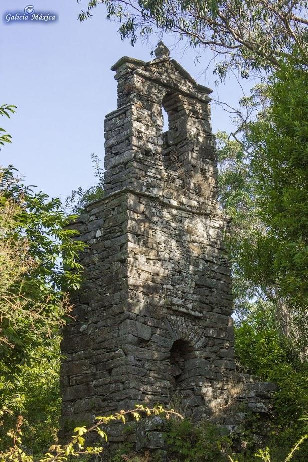 Torre de Alarma de Barciela | GALICIA MÁXICA