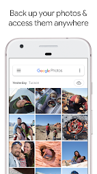 Google Photos APK screenshot thumbnail 1