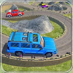 Offroad 4x4 Jeep Hill Climb & Mountain Driving Sim