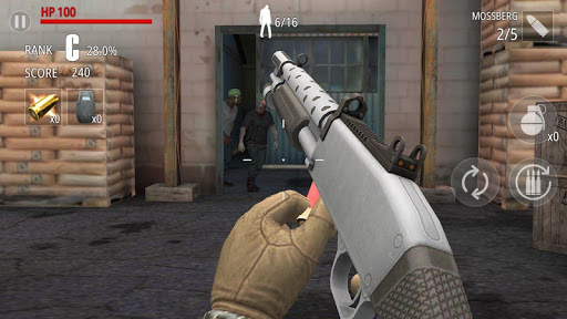 Zombie Fire apkdebit screenshots 3