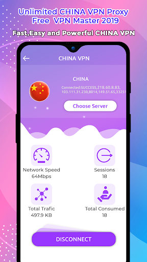 Unlimited CHINA VPN Proxy : Free VPN Master 2019 App Report on