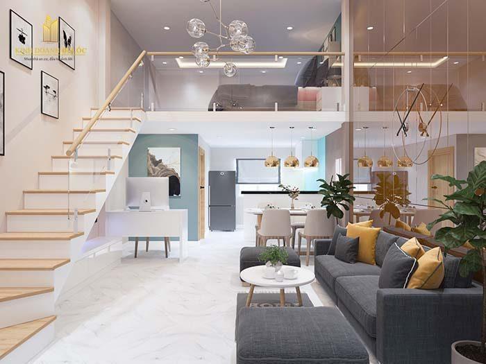 Những thiết kế căn hộ luôn thu hút được giới trẻ