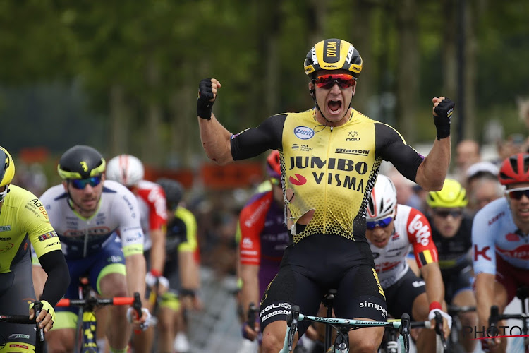 Sterke Dylan Groenewegen is de snelste in de Tour, Philipsen vijfde