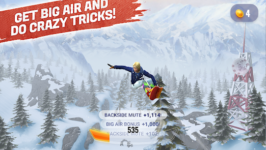Peak Rider Snowboarding App Latest Version Download For Android and iPhone 1