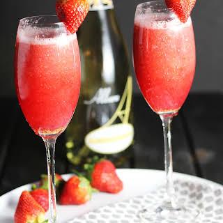 Strawberry Bellini Recipes.