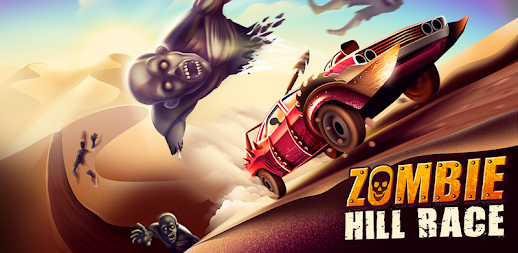 Hill Zombie Racing - Earn To Climb APK