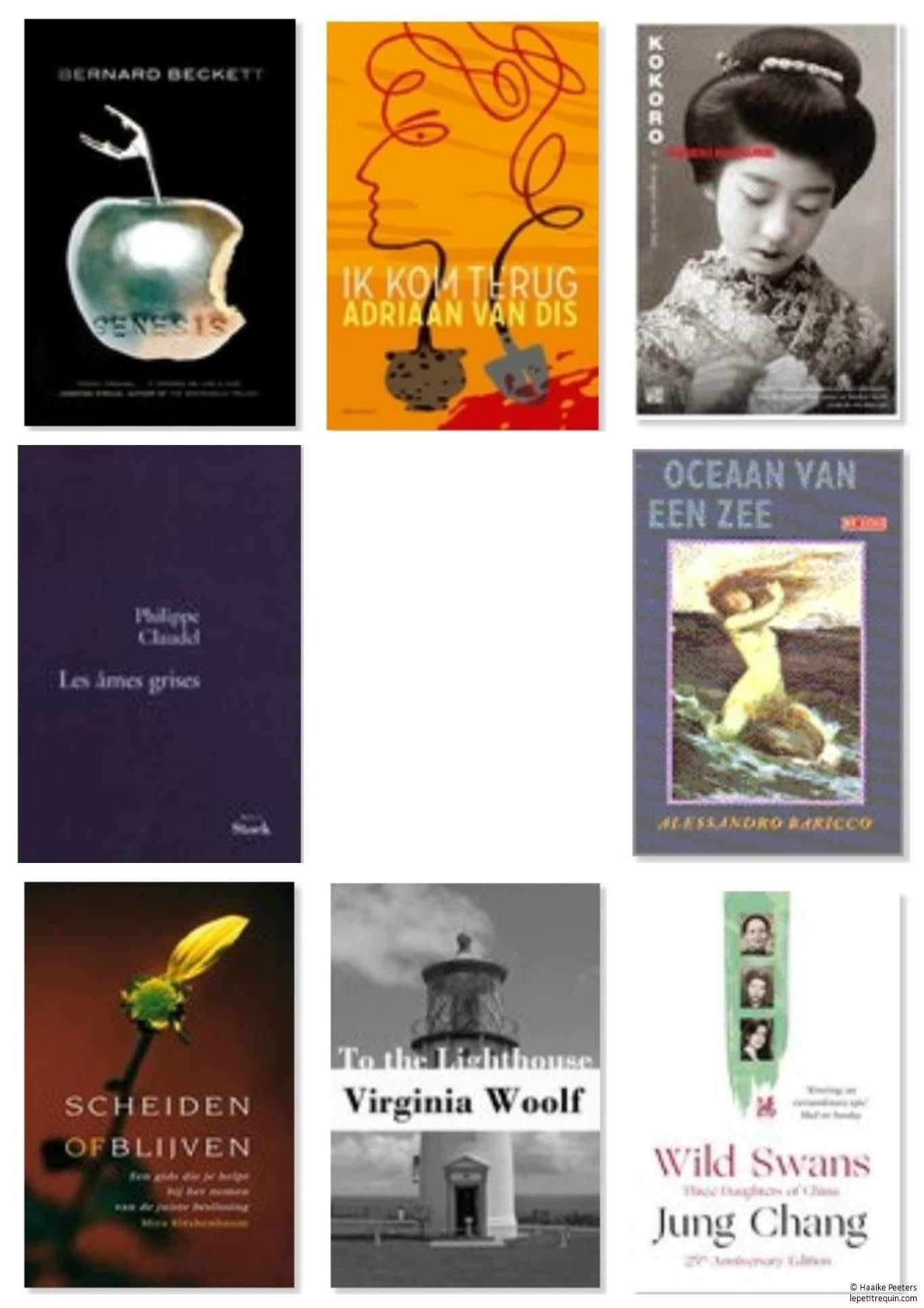 Boeken van 2018 (Le petit requin)