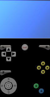 Super64Pro (N64 Emulator) Screenshot