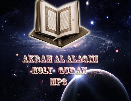Akram Al Alakimi Coran MP3