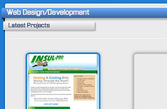 Photo: Preview of PixelBit website