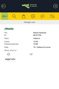 Aeroporto di Catania- screenshot thumbnail