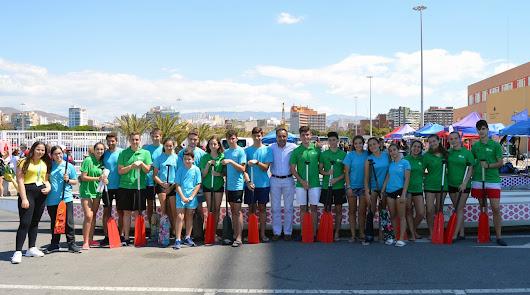 El IV Campeonato de España Dragón Boat, espectacular