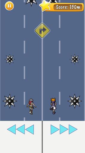 Couple Run